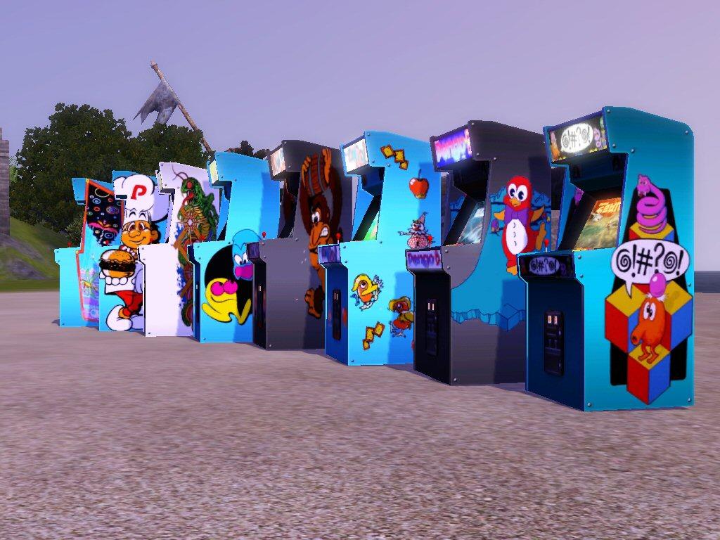 arcade classics machine