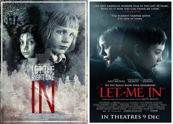 let the right one in vs let me in